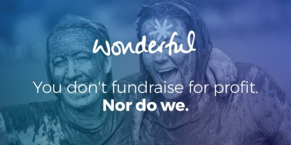 Free Fundraising via Wonderful