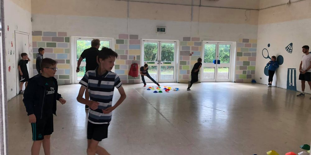 Summer Holiday Sports Funding