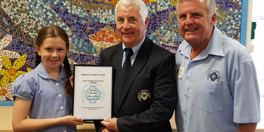2018 Fred Harris Education Awards