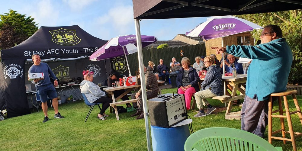 Chair's BBQ raises over £2000!